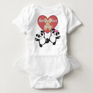 Nurses Have Heart Baby Bodysuit
