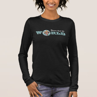 Nurses heal the World Gift T-Shirts