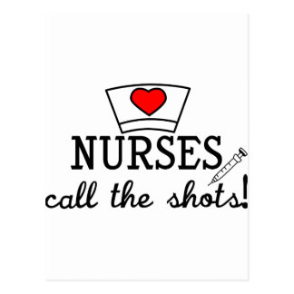 Nurses Postcard
