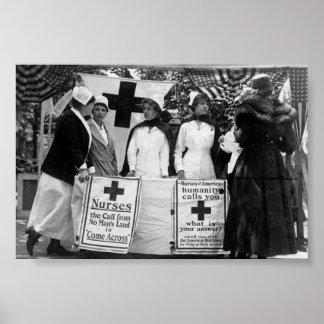 Nurses Recruitment Poster
