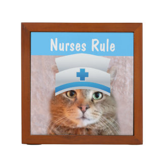 Nurses Rule Desk Organiser