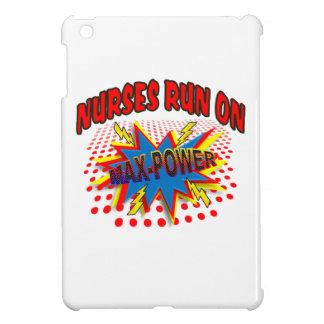 NURSES RUN ON MAX-POWER CASE FOR THE iPad MINI