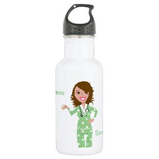 Nurses Save Lives 532 Ml Water Bottle