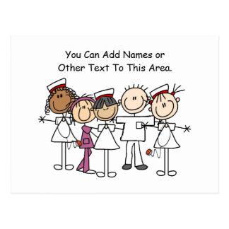 Nurses Week T-shirts and Gifts Postcard