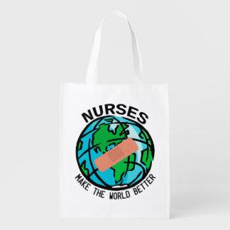 Nurses World Reuseable Bag