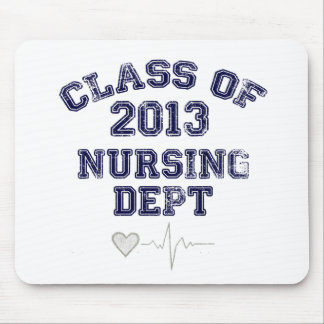 Nursing Class of 2013 Mouse Pad
