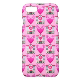 Nursing Emoji iPhone 7 Glossy Case