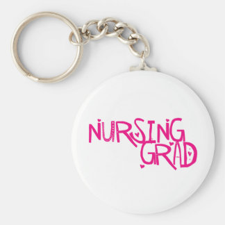 Nursing Grad Key Ring