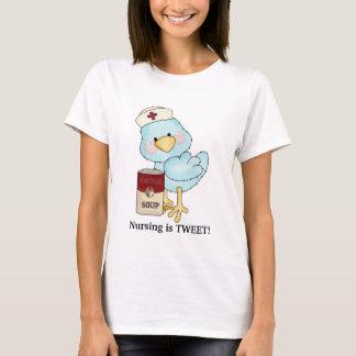 Nursing Is Tweet t-shirt
