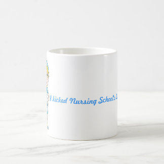 Nursing school is over coffee mug