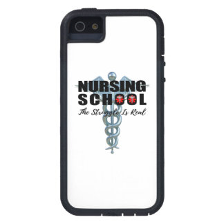 Nursing School The Struggle Is Real iPhone 5 Cover