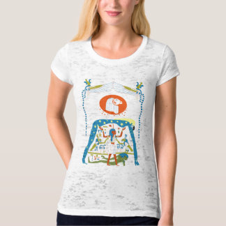 Nut and Geb T-shirts
