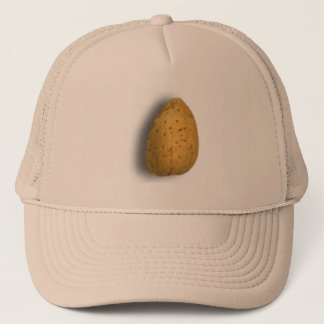 nut trucker hat