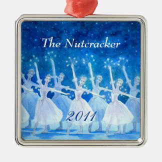 Nutcracker 2011 Ballet Ornament - Premium