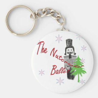 Nutcracker Ballet 2010 Key Ring