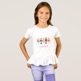 Nutcracker Ballet Squad Goals T-Shirt