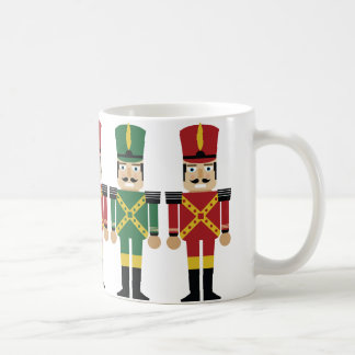 Nutcracker Christmas Holiday Mug
