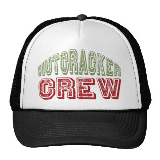 Nutcracker Dance Crew Design for Christmas Hat