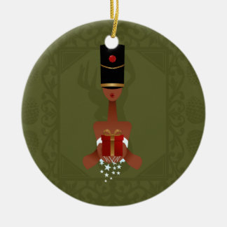 Nutcracker Holiday Gift Christmas Ornament
