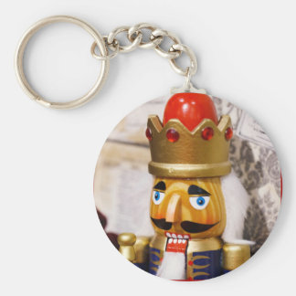 Nutcracker Key Ring