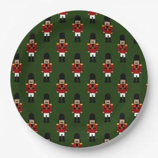 Nutcracker - Paper Plate