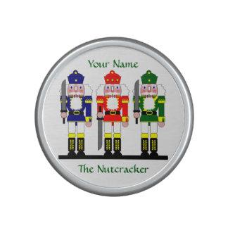Nutcracker Personalized Christmas Ballet Gift Speaker