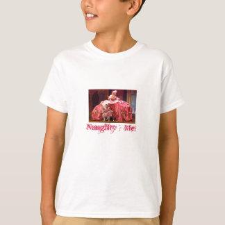 Nutcracker Shirt  Naughty ? Me?