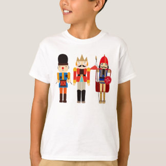 Nutcracker Soldiers - Lovely and Cute T-Shirt