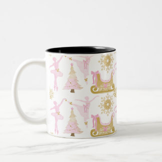 Nutcracker Suite Ballet Tea Coffee Mug
