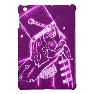 Nutcracker Toy Soldier in Magenta iPad Mini Case