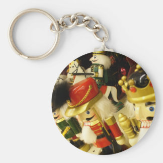 Nutcrackers 4 key ring