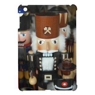 Nutcrackers Christmas Holiday Xmas Design Cover For The iPad Mini