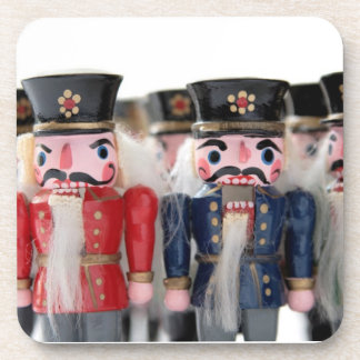 nutcrackers group cork coasters