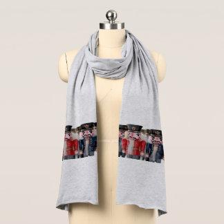 Nutcrackers group scarf