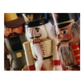Nutcrackers Holiday Card Post Cards