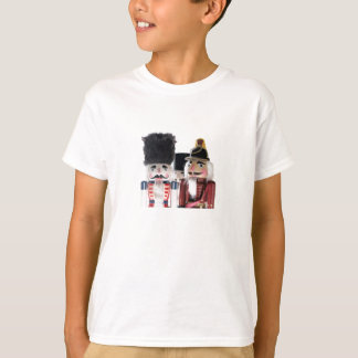 nutcrackers kids t-shirt