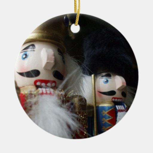 Nutcrakers ornament