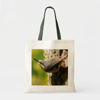 Nuthatch Canvas Bags