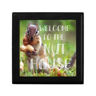 NUTHOUSE GIFT BOX