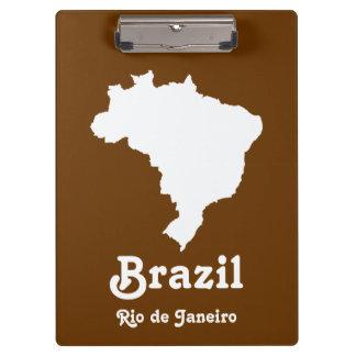 Nutmeg Festive Brazil at Emporio Moffa Clipboard