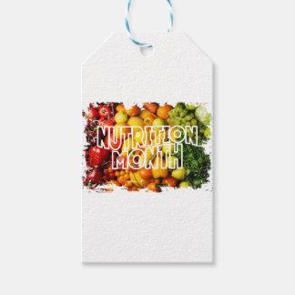 Nutrition Month - Appreciation Day