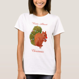 Nuts about Christmas Shirt