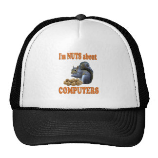 Nuts about Computers Hat