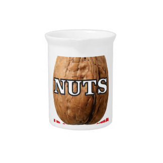 nuts about Jesus Pitcher