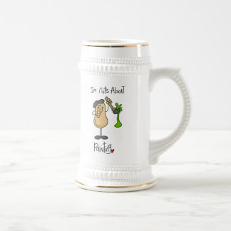 Nuts About Painting T-shirts and Gifts Mugs