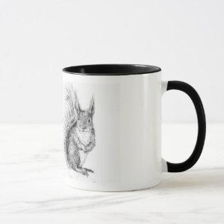 Nuts anyone? mug