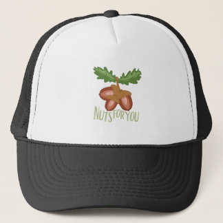 Nuts For You Trucker Hat