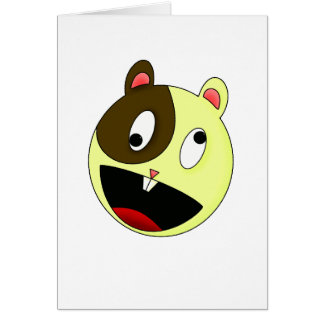 Nutty Greeting Card