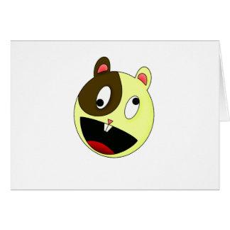 Nutty Card