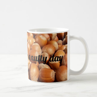 Nutty cup